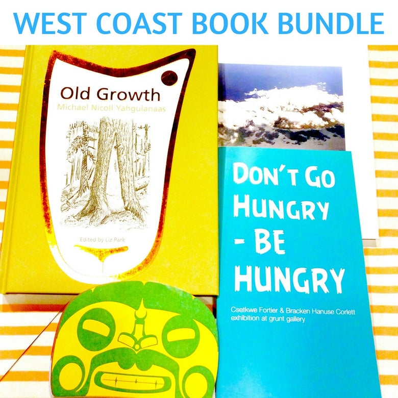 Image of West Coast Book Bundle