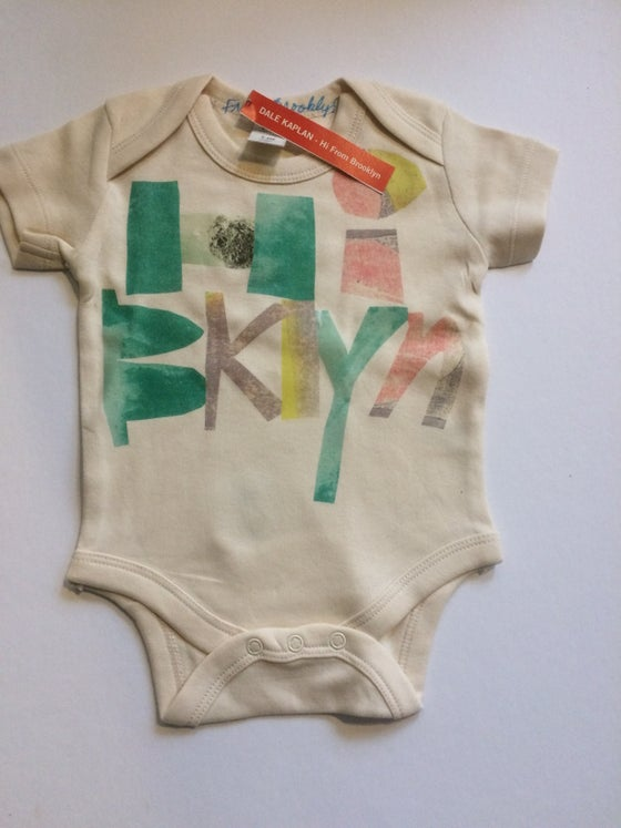 Image of Hi Bklyn Onesies