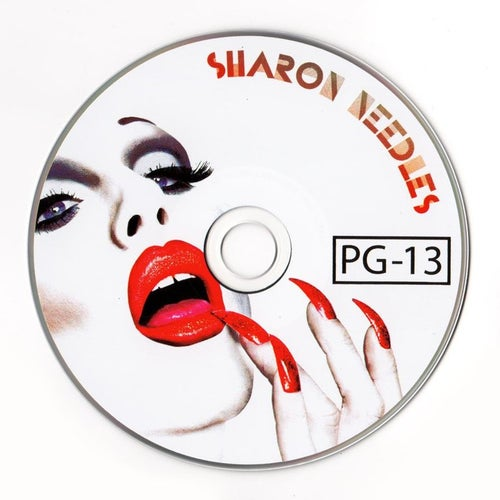 Image of Sharon Needles PG-13 CD