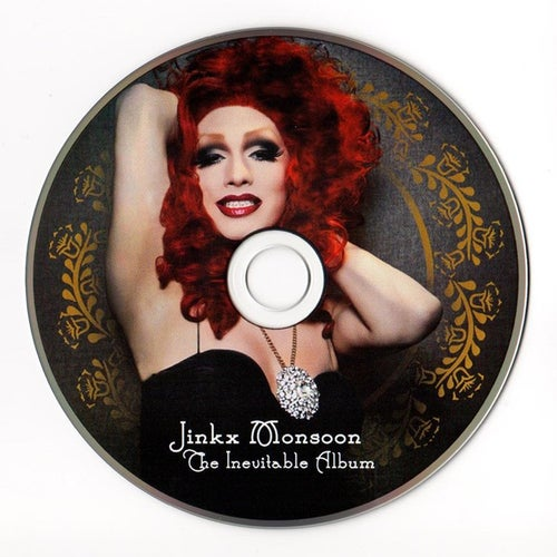 Image of Jinkx Monsoon The Inevitable Album CD
