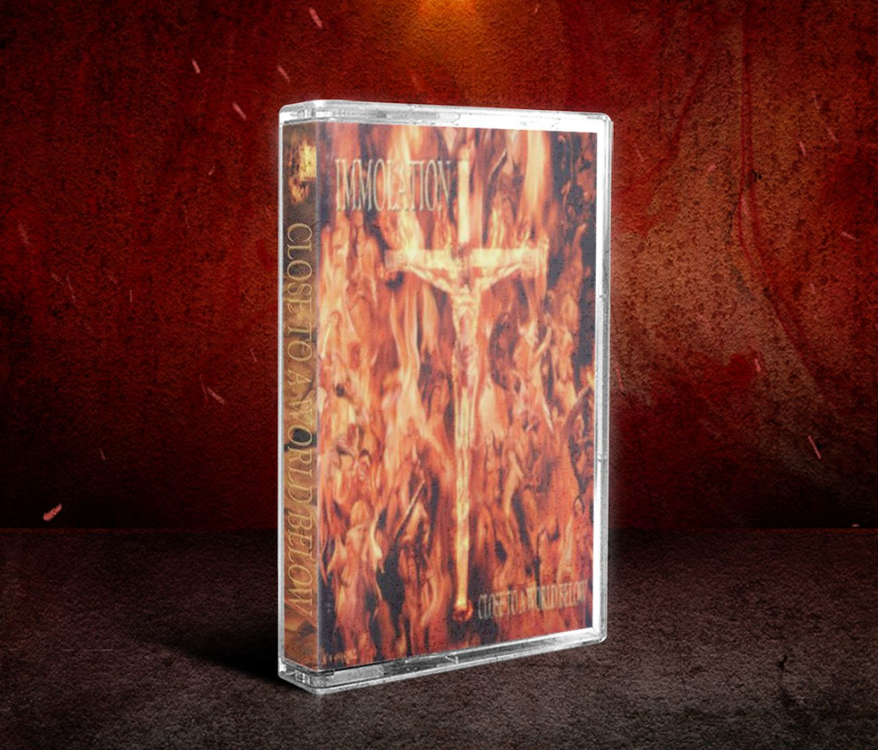 Image of IMMOLATION - Here In After - Failures For God's - Close To A World Below