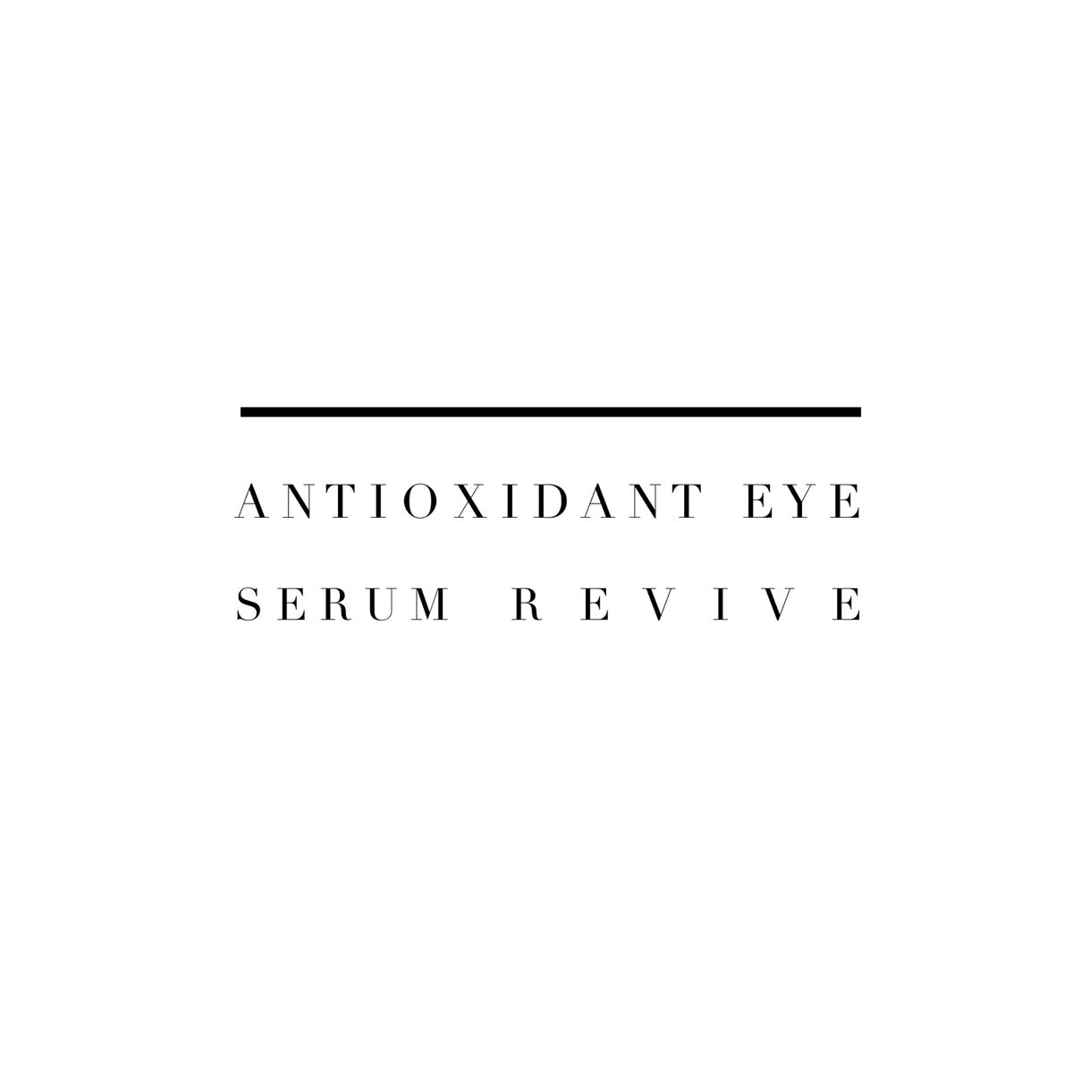 Image of Antioxidant Eye Serum REVIVE