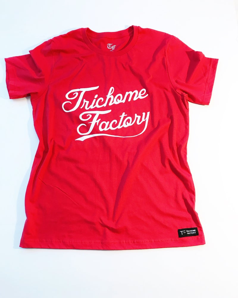 Image of The Factory T Red
