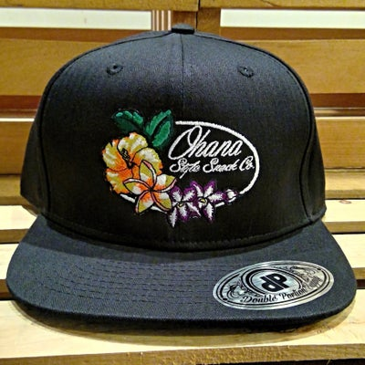 Image of Ohana Style Snack Co Snapback Hat