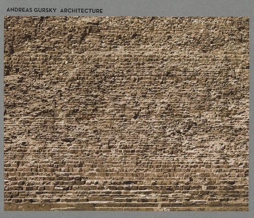 Image of Andreas Gursky : Architecture (Anglais) Relié