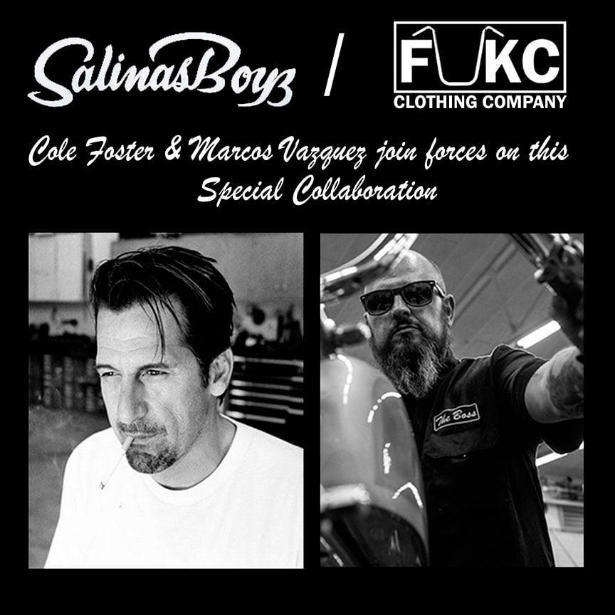 Image of FUKC x SALINAS BOYS