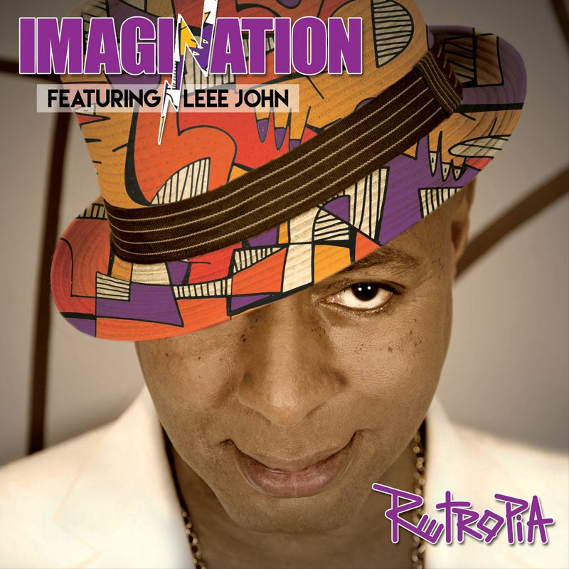 Image of Imagination & Leee John - Retropia CD Album