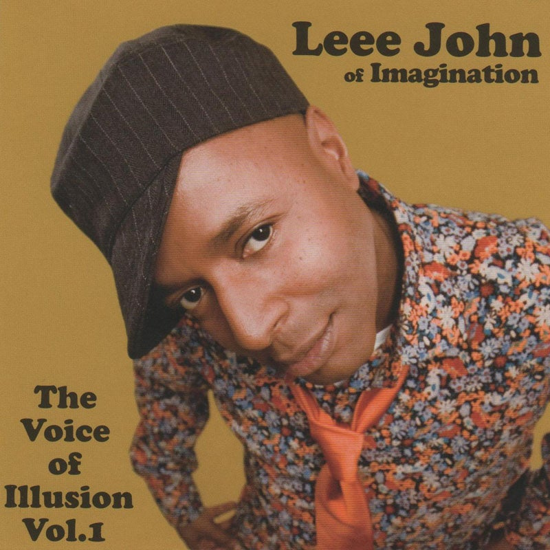 Image of Leee John of Imagination - The Voice of Illusion Vol.1 CD Album