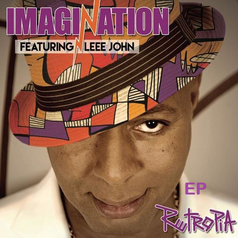 Image of Imagination - Retropa EP 1 & 2