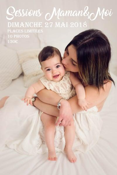 Image of Séance maman et moi Dimanche 27 Mai