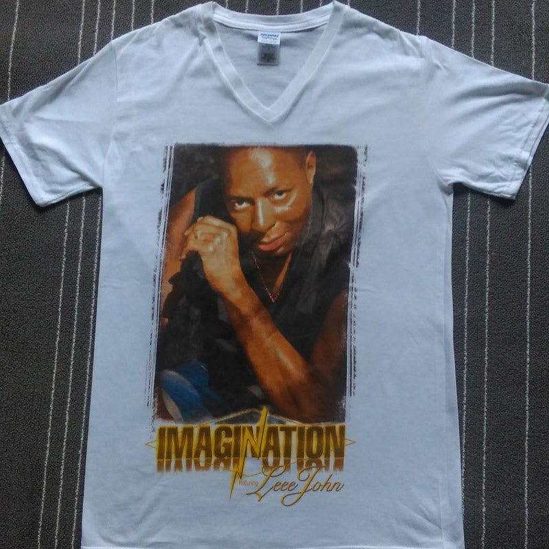 Image of Imagination Ft. Leee John T-Shirt