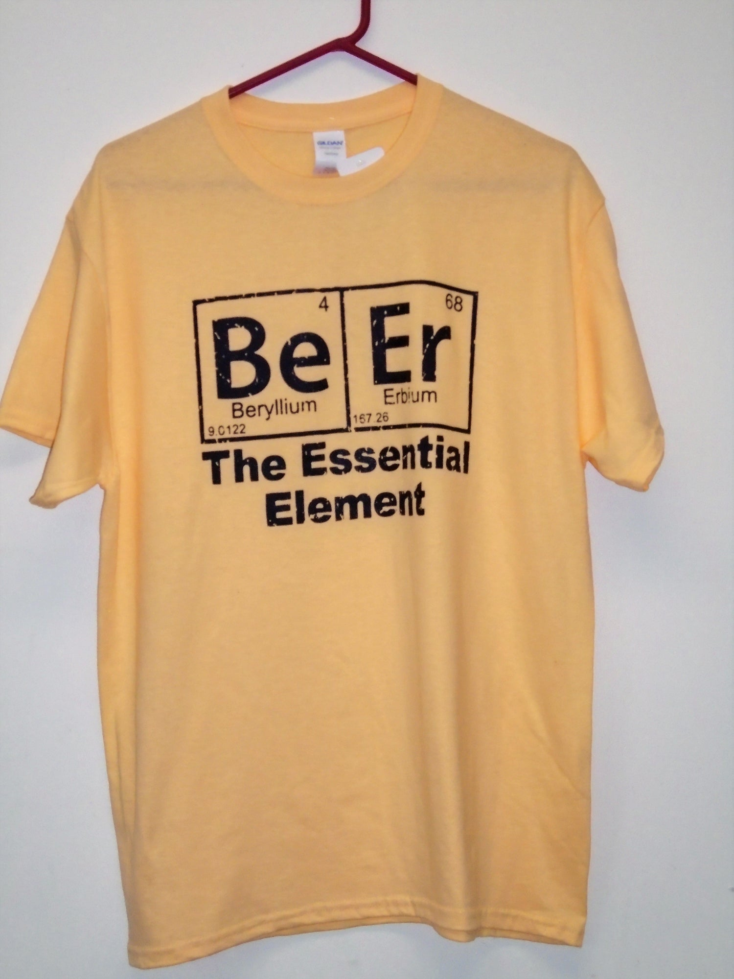 Image of Beer - The Essential Element Tee