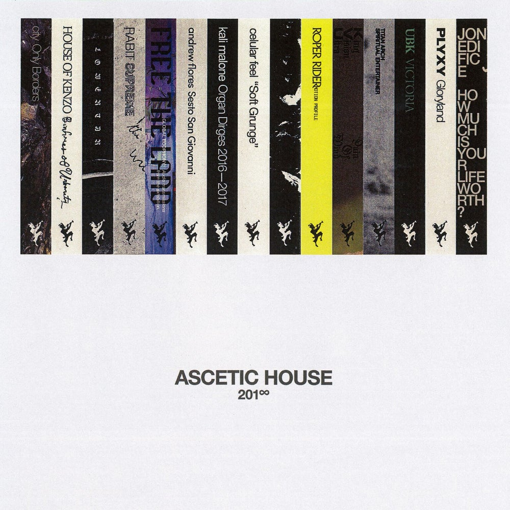 Image of 3/2018—Ascetic House new materials Full Batch
