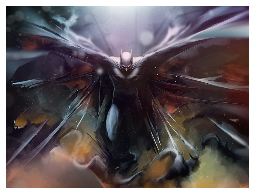 Image of Batman ( Artist Proofs )