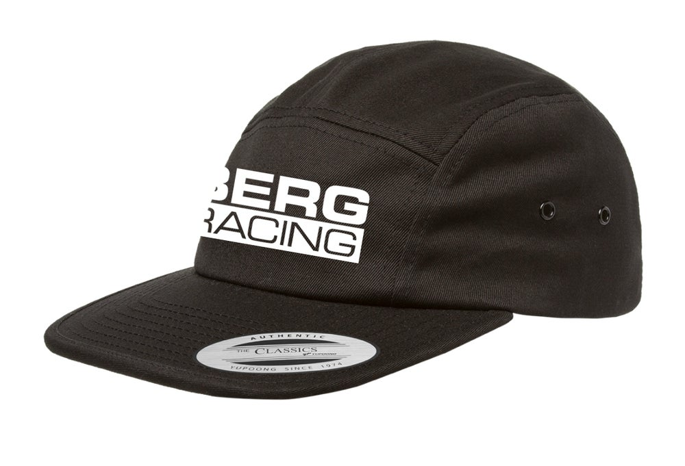 Image of BERG Racing Track Cap Pre-Order