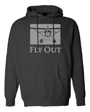 Image of Alaska Fly Out Hoodie