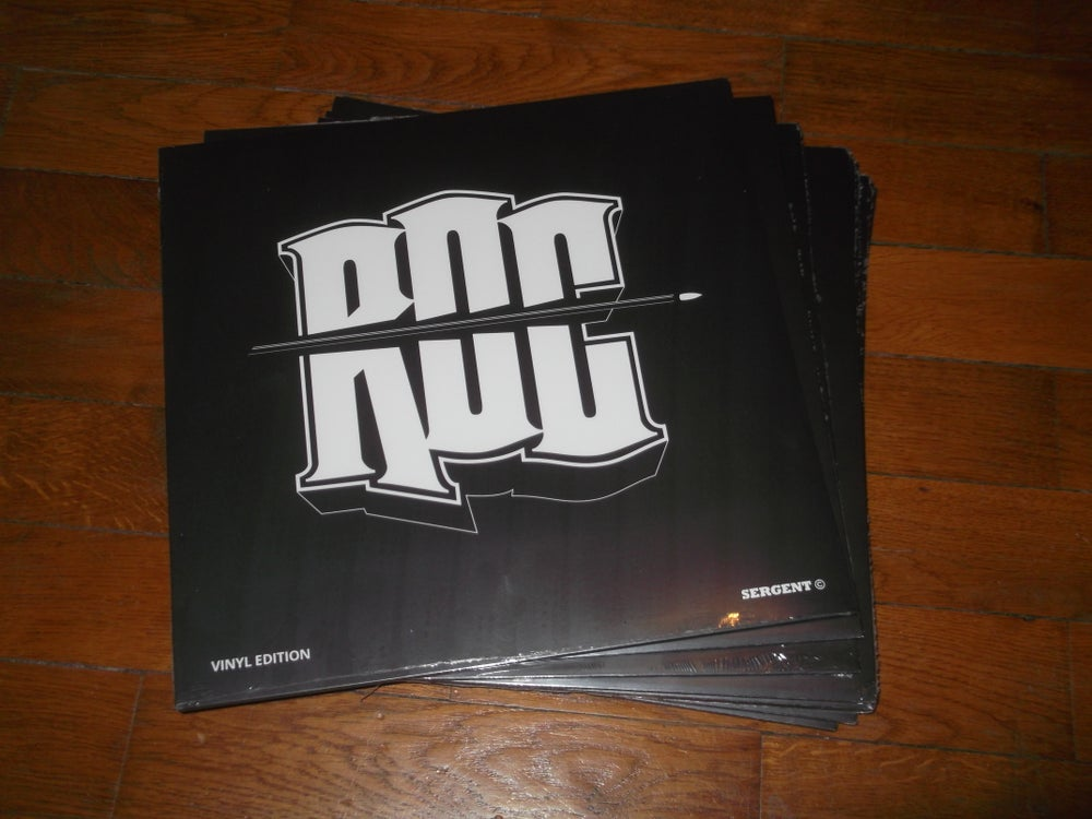 Image of Wholesale Gorilla Combo : REAK - R.O.C EP (x 10 copies) // ready to be shipped