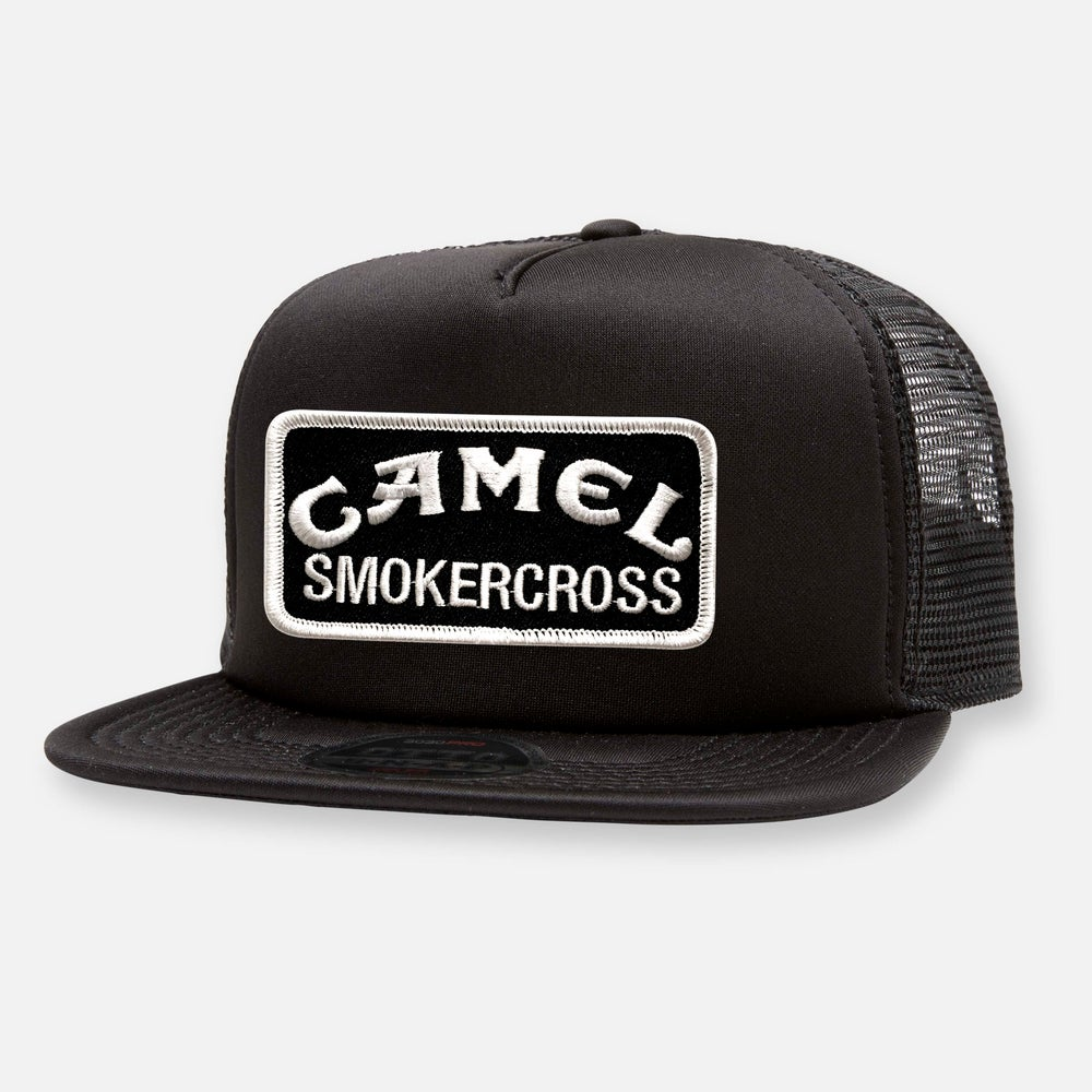 Image of CAMEL PATCH HAT