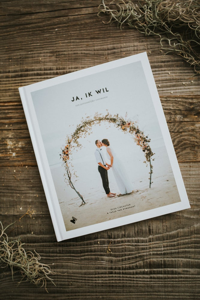 Image of Boek 'Ja, ik wil' - een persoonlijke ceremonie -