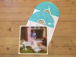 Image of Everything I Long For (20th Anniv. Teal) Vinyl. *LIMIT 1 per customer