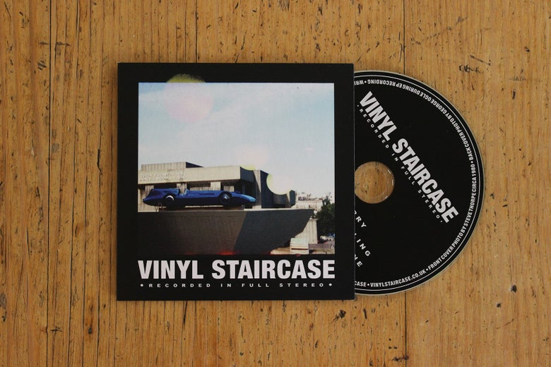 Image of Vinyl Staircase EP (CD)