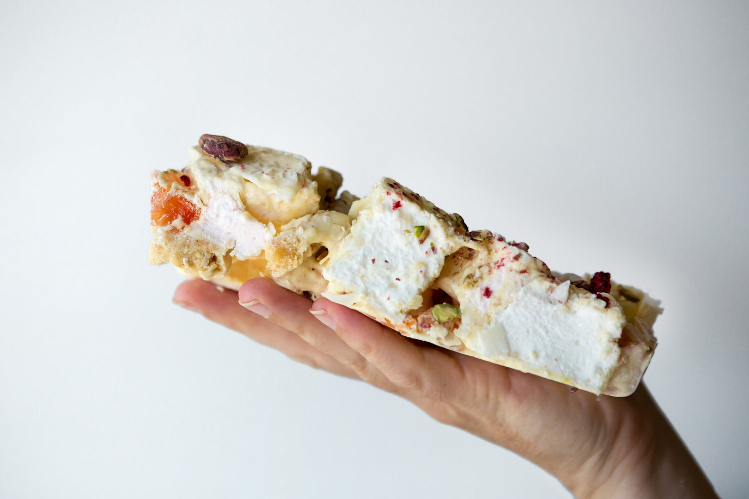 Image of White Chocolate Rocky Road