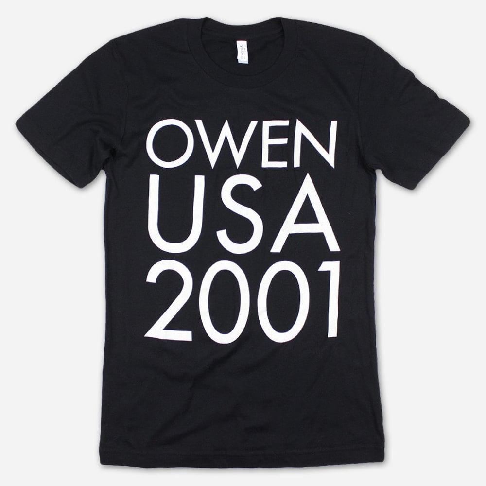 2001 T-Shirt (Black)
