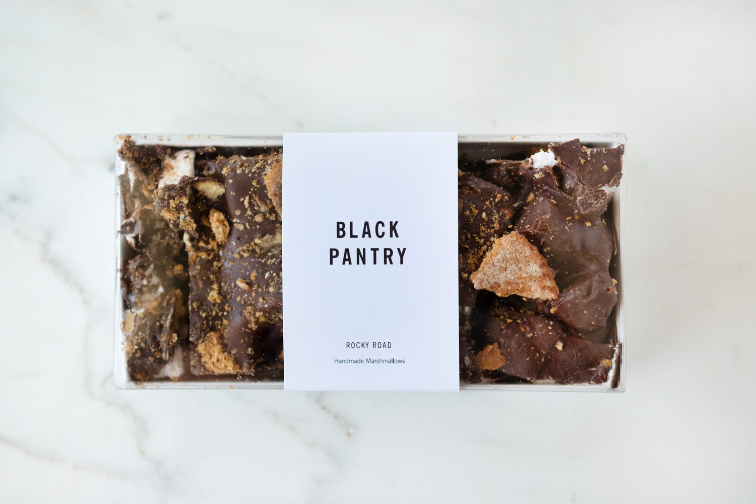 Image of Dark Chocolate Rocky Road