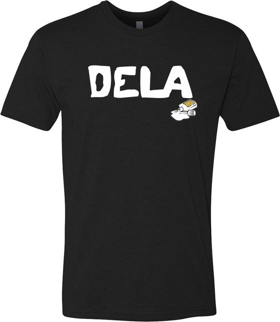 """Image of LIMITED EDITION: """"DeLa-Out!"""" Tee"""