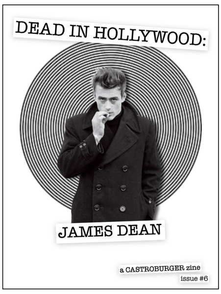 Image of DEAD IN HOLLYWOOD: JAMES DEAN (issue #6)