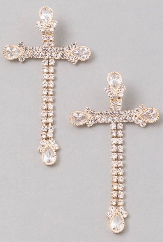 "Image of ""Glamour"" earrings"