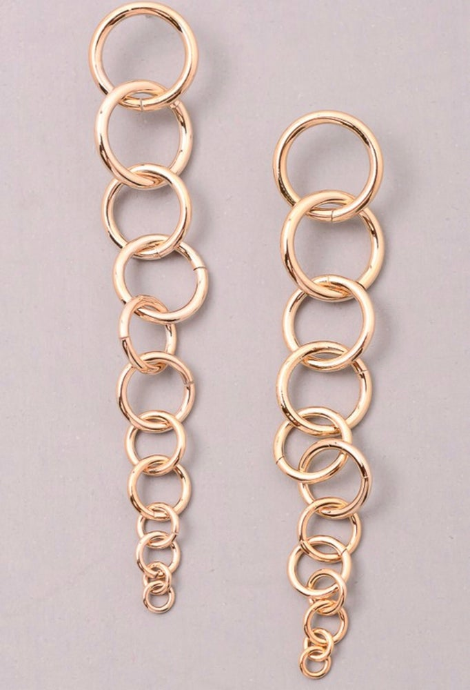"Image of ""Loopy"" earrings"