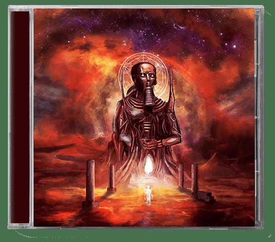 Image of DEPTHS 'Endless' CD & Longsleeve Pre-Order