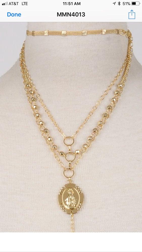 """Image of """"Santa Maria"""" necklace"""