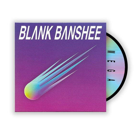 Image of Blank Banshee MEGA CD