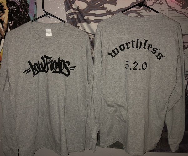 Image of Graffiti Longsleeve