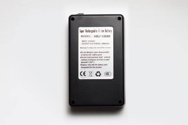 Image of 6800mAh Battery for Pt01 or Handy Trax