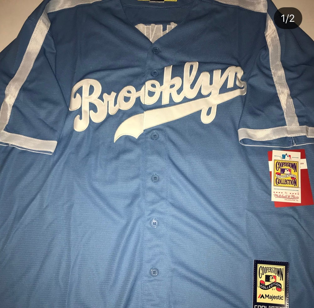 hot sale online 78c27 16d6a Brooklyn Dodgers-Jackie Robinson
