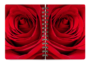 Image of Rose Sprial Journal
