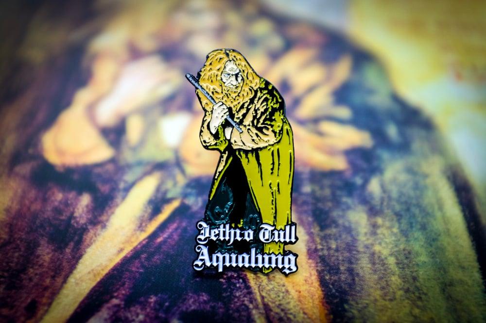 Jethro Tull - Aqualung Enamel Pin