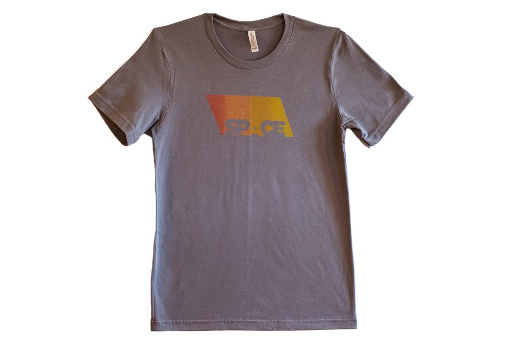 Image of Unisex SPACE T-Shirt in Storm