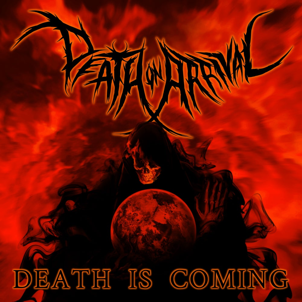Image of EP Death is coming