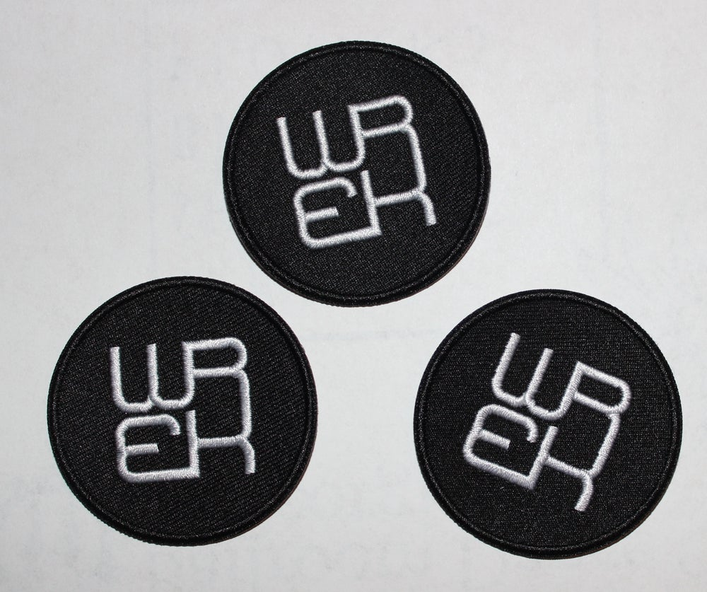Image of WREK Patch (x3)