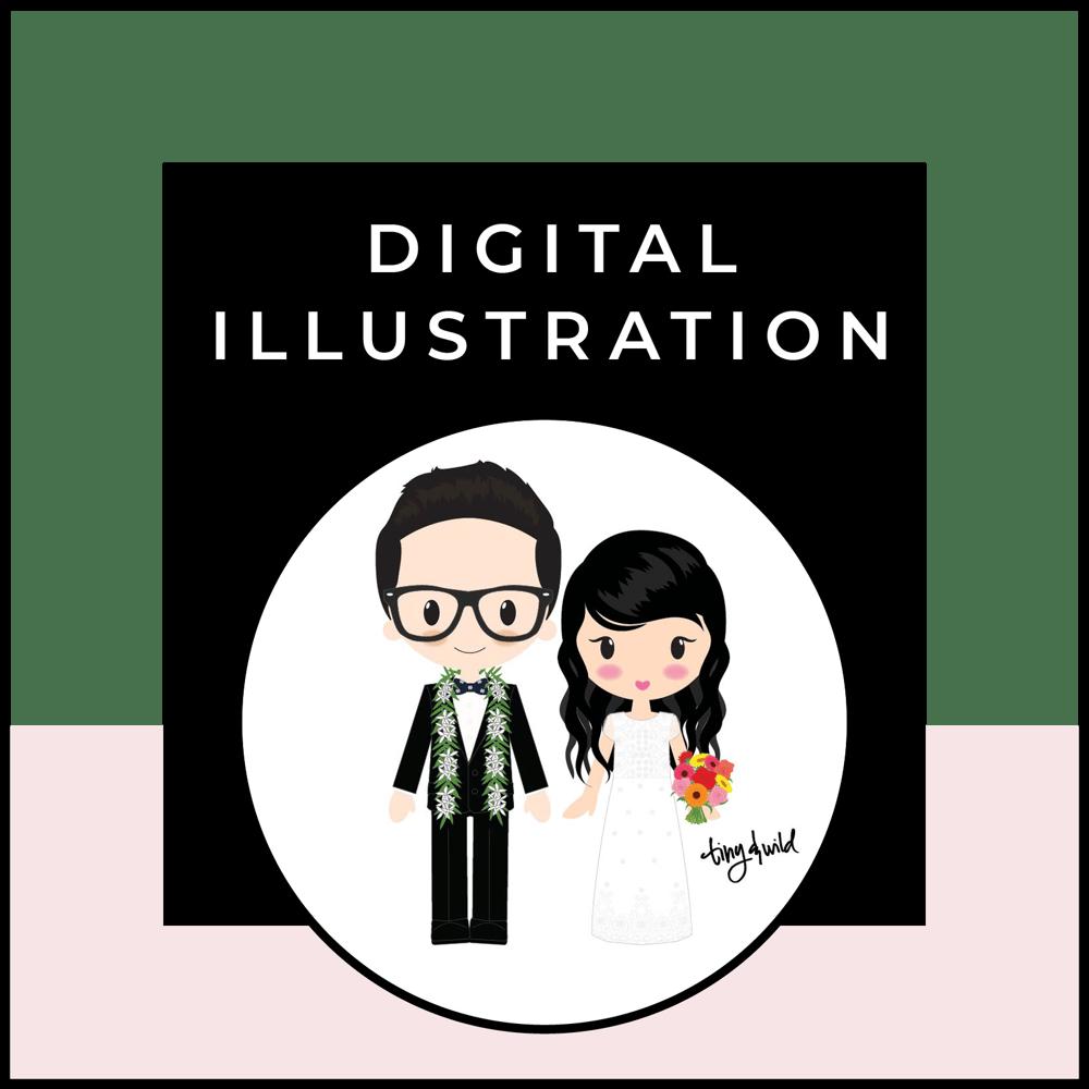 Image of Digital Illustration