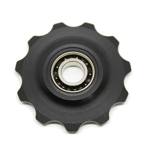 Image of 2018 Ceramic Jockey Wheel Set - 11T Delrin Wheels