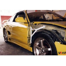 Image of 90-99 MR2 SW20 ULTRA RACING UR-FD3-043 3 Point Front Fender Braces 1 Pair(Leftside & Rightside)