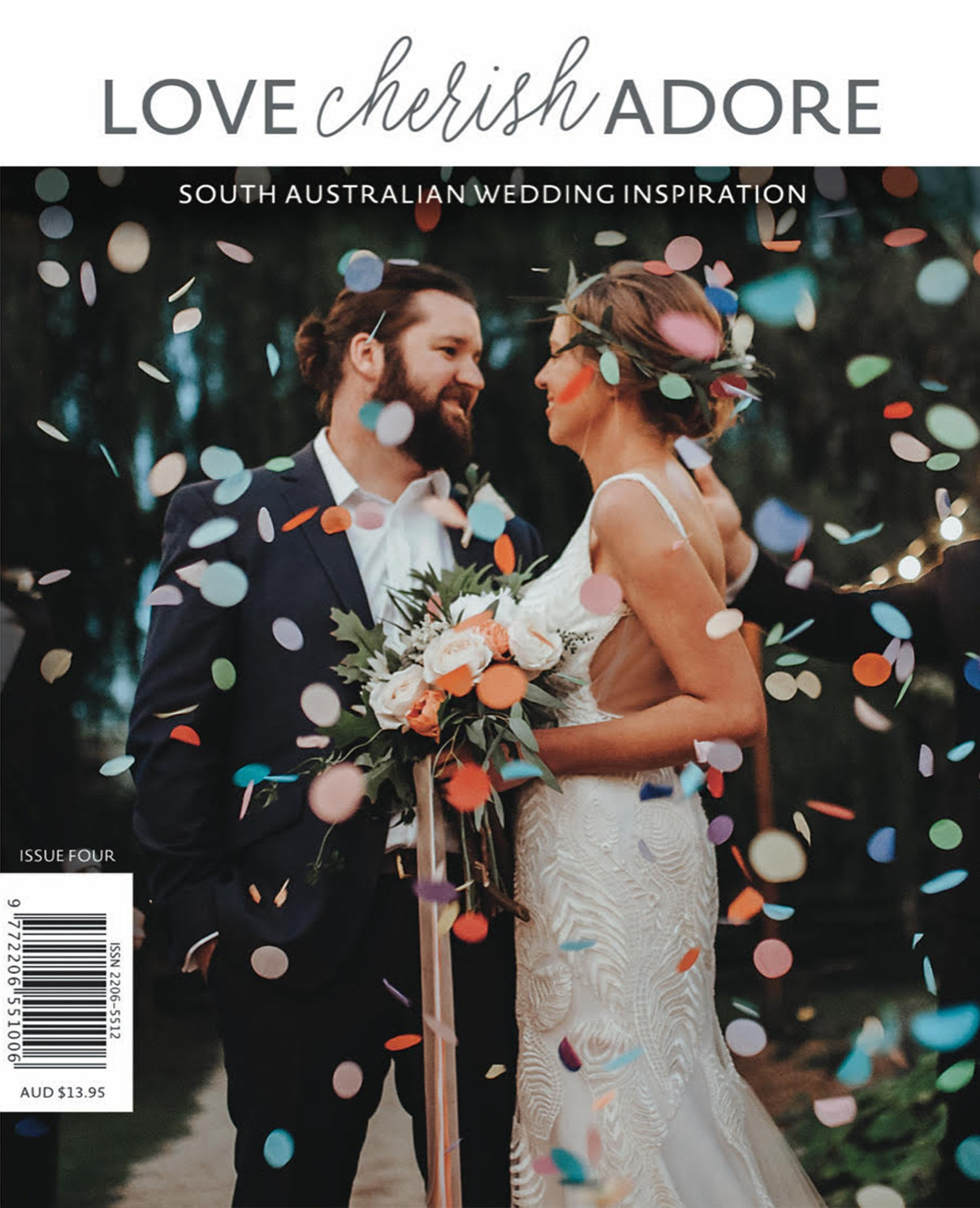 Image of Love Cherish Adore - Issue Four