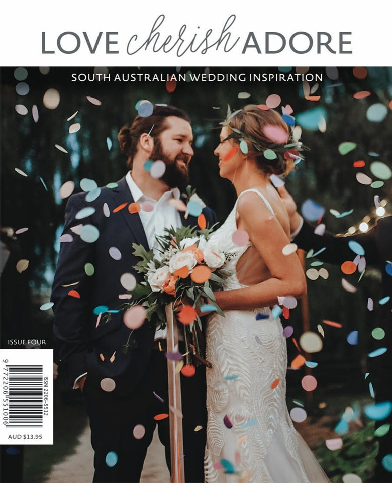 Image of Love Cherish Adore - Issue 4