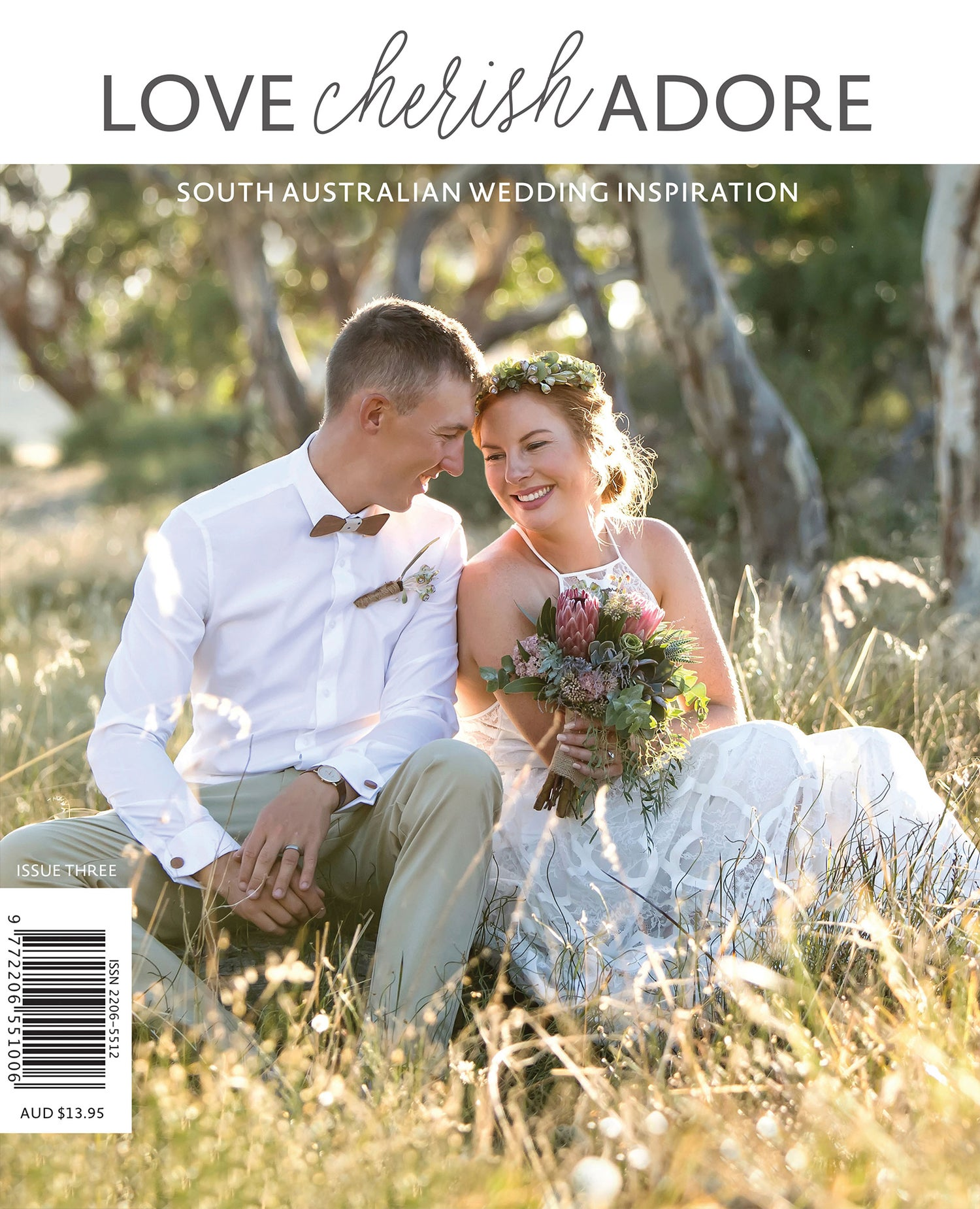 Image of Love Cherish Adore - Issue Three