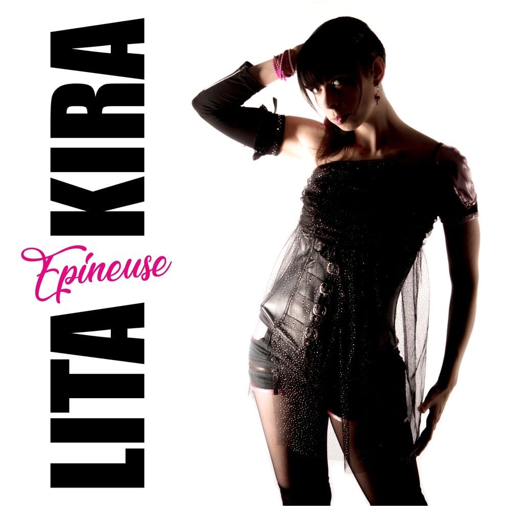 "Image of ALBUM ""Epineuse"""